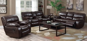 A&O HH-FLORENCE-BROWN 3pc Motion Set